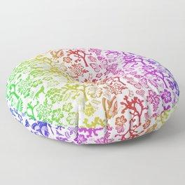 Joshua Tree ArcoBlanco by CREYES Floor Pillow