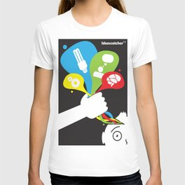 ideas catcher 2 T-shirt