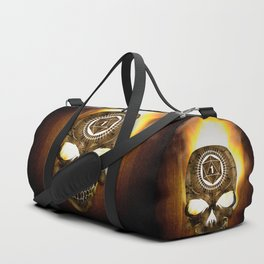 D20 Death Comes for Us All Duffle Bag