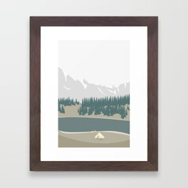 LEJR Framed Art Print