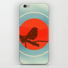 Bird Call iPhone & iPod Skin