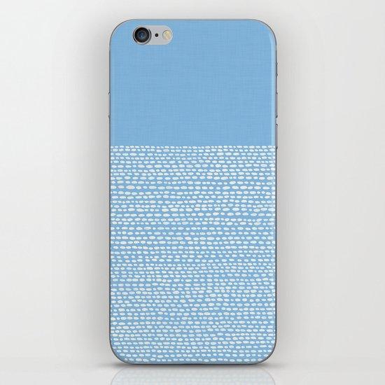 Riverside - Placid Blue iPhone & iPod Skin
