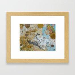 Jetson Framed Art Print