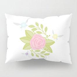 Garden of Fairies Pillow Sham