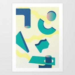 Lilium candidum #2 Art Print