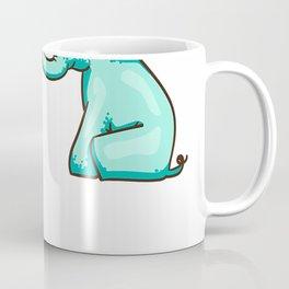 Cute Elephant Heart T-Shirt - Love Each Other Lover Gift Tee Coffee Mug