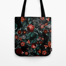 Midnight Garden II Tote Bag