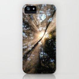Lightleaks iPhone Case
