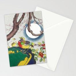 Blossoms and pheasants : Minhwa-Korean traditional/folk art Stationery Cards