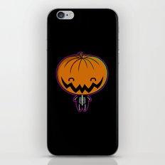 Cutie Pumpkin Pie iPhone & iPod Skin