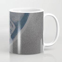 Charcoal Orange Coffee Mug