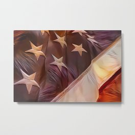 America II Metal Print