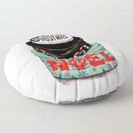 christmas box Floor Pillow