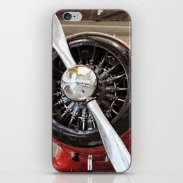 Airplane, Propeller 2 iPhone Skin