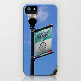 Lourdes University-  Sylvania Franciscans I- vertical iPhone Case