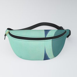 Waning Crescent Fanny Pack