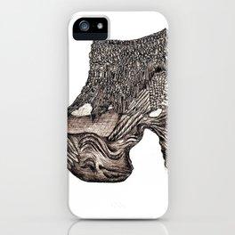 Tribute to McQueen iPhone Case