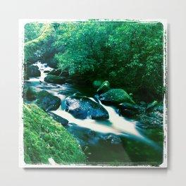 Torc Waterfall/Ireland Metal Print