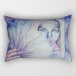 The Beckoning Rectangular Pillow