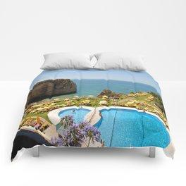 Photography (Carvoeiro, Portugal) Comforters