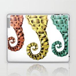 SeaHorses Laptop & iPad Skin