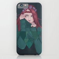 Being Shy is Painful iPhone 6s Slim Case