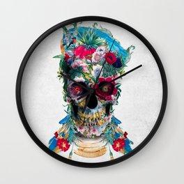Momento Mori RPE IV Wall Clock