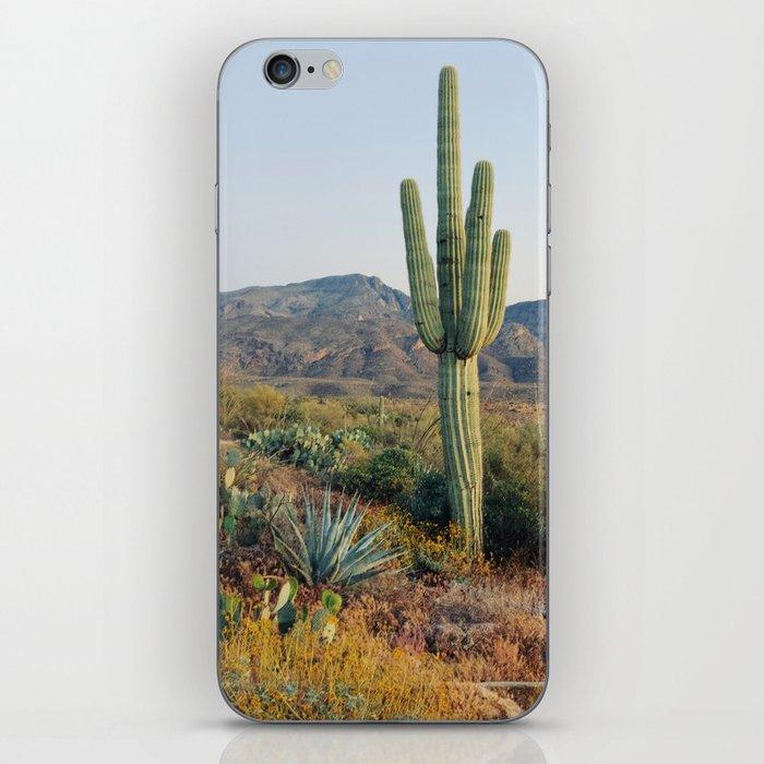 Spring in the Desert iPhone Skin