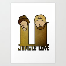 Jay and Silent Bob Strike Back (2001) Art Print