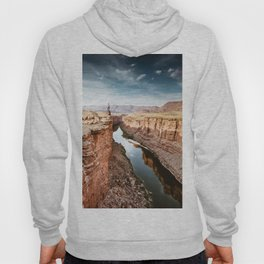 on top of the canyonland Hoody
