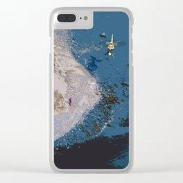 Air Ambulance 1 Clear iPhone Case