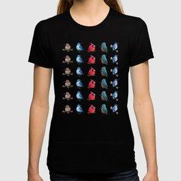 L'il Lard Butts - all the fat birds T-shirt