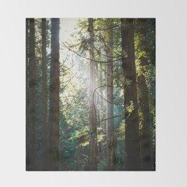Luminosity Throw Blanket