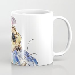 Home I: Hermit Crab Coffee Mug