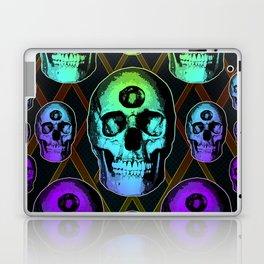 Skulluminati Laptop & iPad Skin