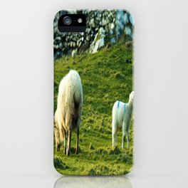 What's Over Here iPhone Case