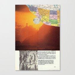 0327 Canvas Print