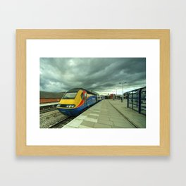 Nottingham HST Framed Art Print