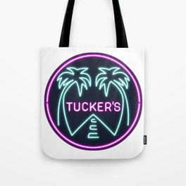 Black Mirror - San Junipero Tucker's Tote Bag