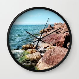 AFE Kew-Balmy Beach 6 Wall Clock