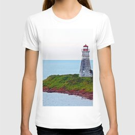 Lighthouse Cape Jourimain N-B T-shirt
