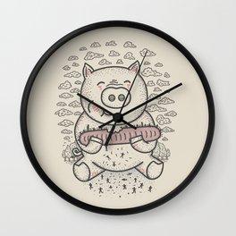 Bacon's Sandwich Wall Clock