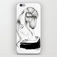 warcraft iPhone & iPod Skins featuring Princess by Miskelle