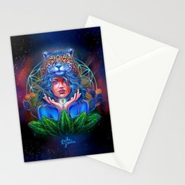 Earth Mother Stationery Cards