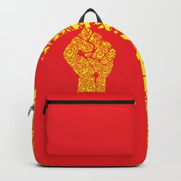 The Hand of Revolution Backpack