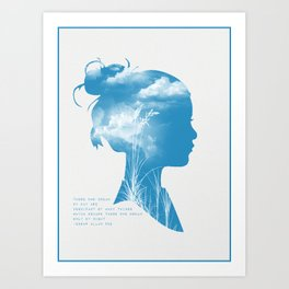 Dream by Day Art Print
