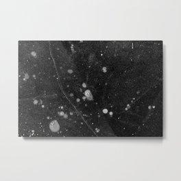 Icy Days NO3 Metal Print