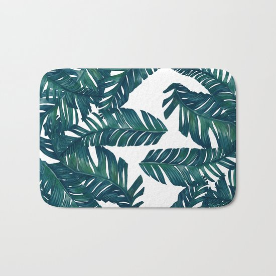 palm tree 4  Bath Mat