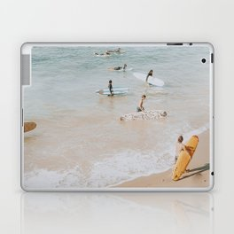 lets surf iii Laptop & iPad Skin