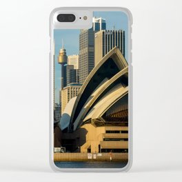 Sydney Opera House Clear iPhone Case